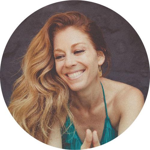 Cristi Christensen Heart Knock Yoga Event