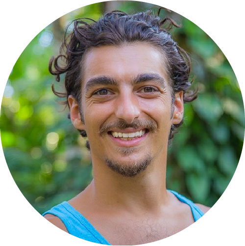 Matt Giordano Heart Knock Yoga Event